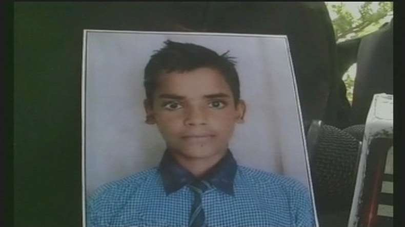 HHR Video : 11 year old boy Killed after he refuses to join ISIS