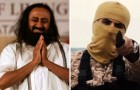 Photo of beheaded man: ISIS's reply to Sri Sri Ravi Shankar's peace message