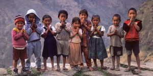 Hindu Child survivors of Nepal earthquake 'being sold by gangs to British families for just a few thousand pounds to work as domestic slaves'