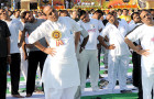 Yoga Cannot be Identified With Any Religion: Rajnath Singh