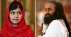 Video : Sri Sri Rejected A Nobel, And Malala Did Nothing To Deserve Hers