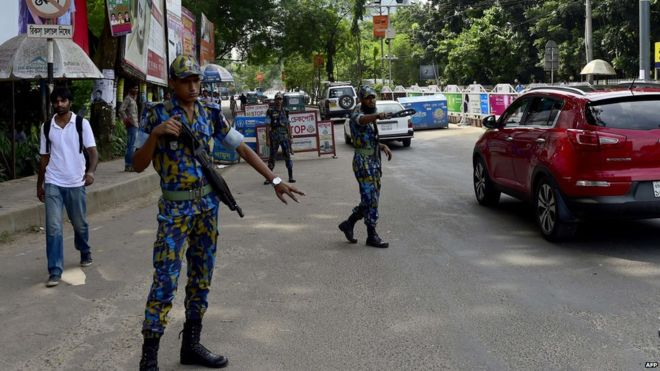 Hindu monastery worker hacked to death in Bangladesh
