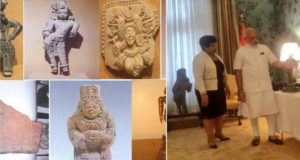 PM Modi thanks President Obama for returning India's stolen cultural heritage