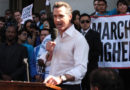 California Lt Governor Gavin Newsom, top academicians seek fair portrayal of Hinduism in text books in US