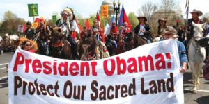 Native Americans Face More Persecution