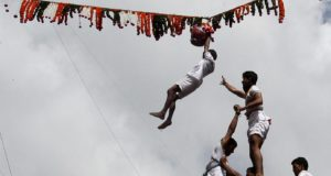 Shiv Sena warns Supreme Court over Dahi Handi curbs, says 'Don't cross Lakshman Rekha of people's beliefs'
