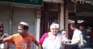 Video : Attack on Bangladesh Hindu temple, 7 hurt