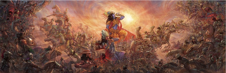 On the Bhagavad Gita