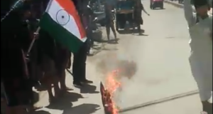 Video : Indian Christian Fundamentalists Burn Hindu Deity of Lord Ganesha