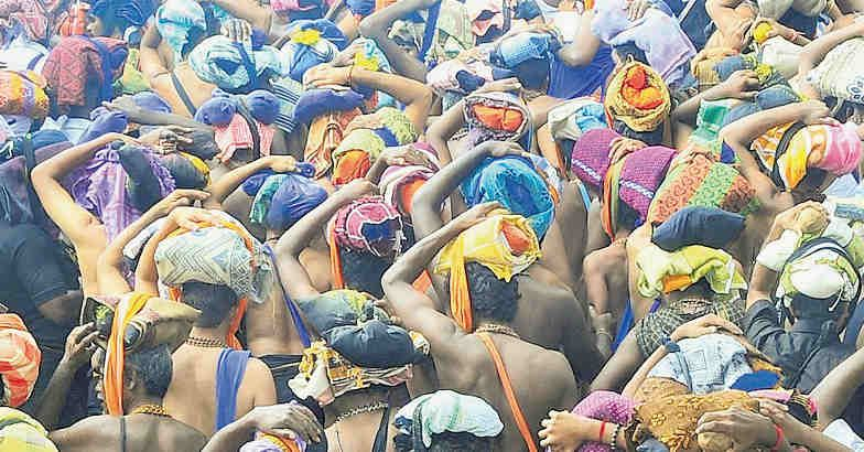 Police Issue Alert To Railway Station On Possible Poisoning Of Sabarimala Pilgrims By Islamic State Terrorists