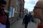 Video : Hindu and Christian Street Encounter in London