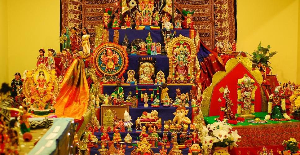 Navaratri Golu | Hindu Human Rights Worldwide